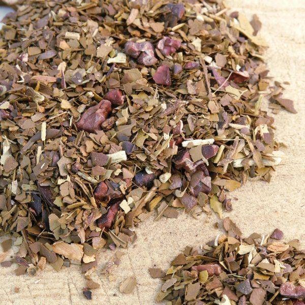 Maté toasté aux fèves de cacao*